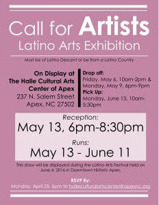 Call For Artists Latino Arts Festival